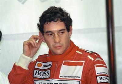 Ayrton Senna - Infophoto