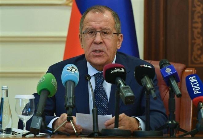 Sergej Lavrov, ministro degli Esteri della Federazione Russa (LaPresse)
