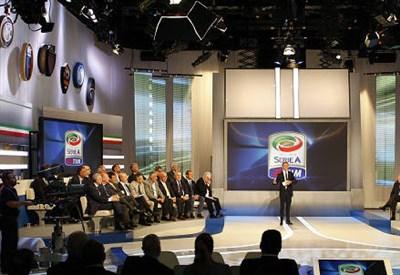 Sorteggio calendario Serie A (INFOPHOTO)