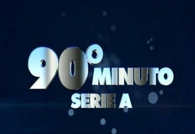 Serie A 90° minuto