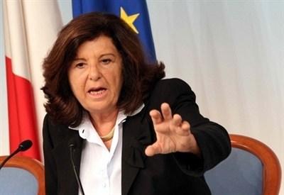 Il ministro della Giustizia Paola Severino (InfoPhoto)