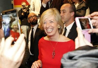 Stefania Giannini, ministro dell'Istruzione (LaPresse)