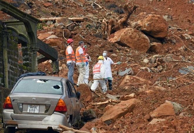 Sierra Leone: oltre 1.000 i morti valanga di fango 14 agosto
