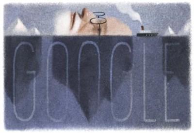 Sigmund Freud, il Doodle di Google