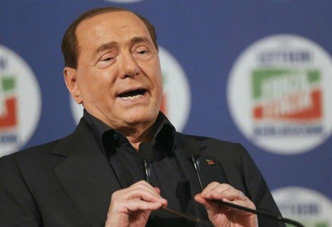 Silvio Berlusconi, eletti Forza Italia Lombardia (LaPresse)