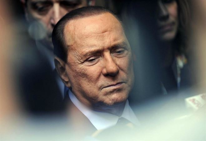 Sondaggi. Silvio Berlusconi (LaPresse)