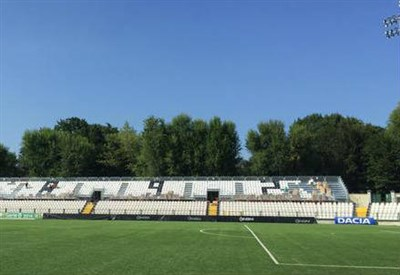 Stadio Silvio Piola di Vercelli (Infophoto)