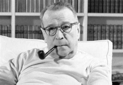 George Simenon (Foto dal web)