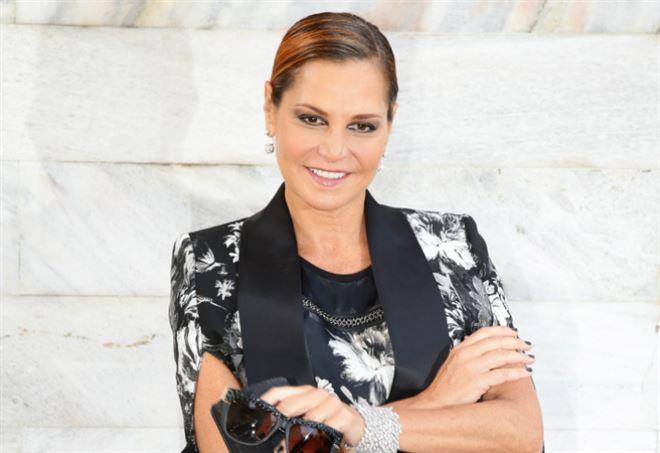 Simona Ventura, conduttrice di Temptation Island Vip 2018