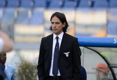 Simone Inzaghi, 39 anni, allenatore della Lazio Primavera (INFOPHOTO)