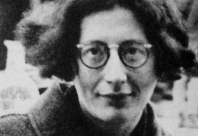 Simone Weil (1909-1943) (Foto dal web)