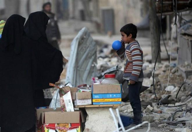 Terza Guerra Mondiale, Siria (Foto: LaPresse)