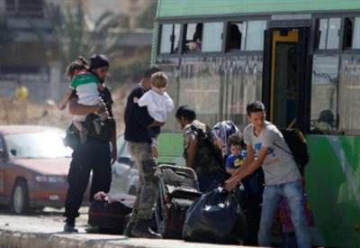 I ribelli sgombrano la città di Homs (LaPresse)