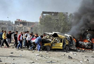 Scontri in Siria