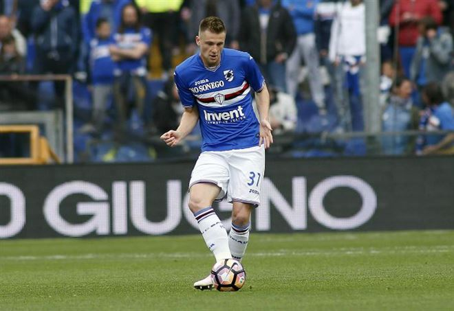 Samp: ok per Skriniar all'Inter