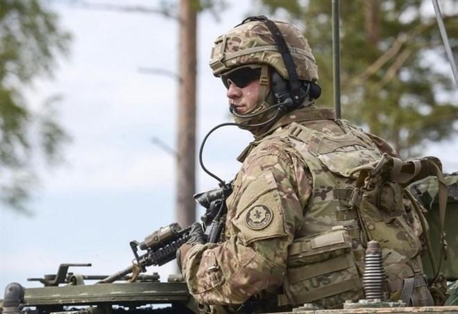 Violenza tra militari (foto LaPresse)