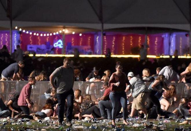 Spari durante un concerto a Las Vegas: ci sono morti e feriti