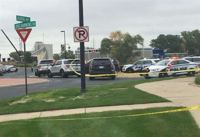 Usa, sparatoria in Wisconsin (Foto Twitter)