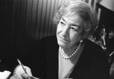 Maria Luisa Spaziani (1922_2014) (Immagine d'archivio)