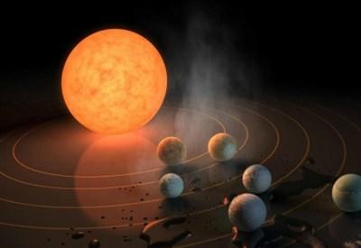 NASA: scoperto un sistema solare con sette pianeti 'gemelli' della Terra