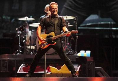 Bruce Springsteen (Infophoto)