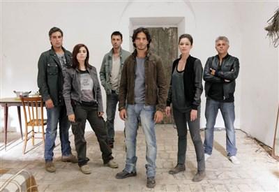 """Il cast di """"Squadra Antimafia 5"""""""