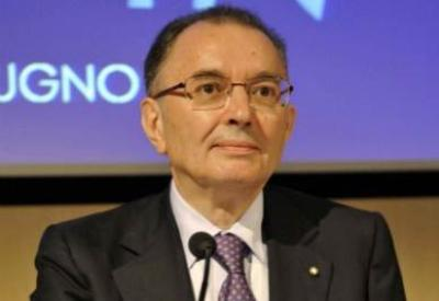 Giorgio Squinzi (Infophoto)