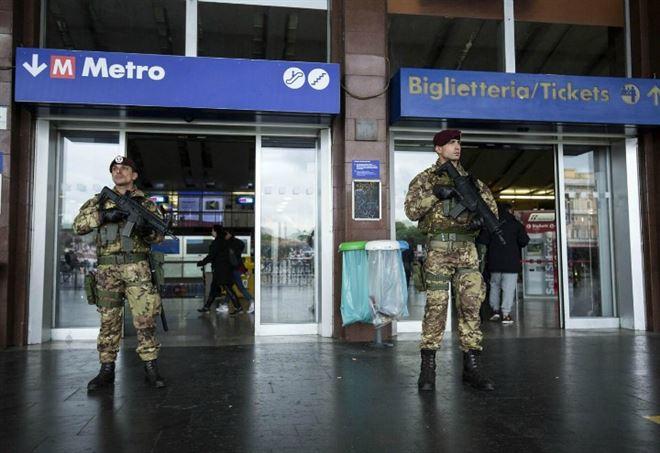 Roma, stazione Metro A e B a Termini riaperta dopo un