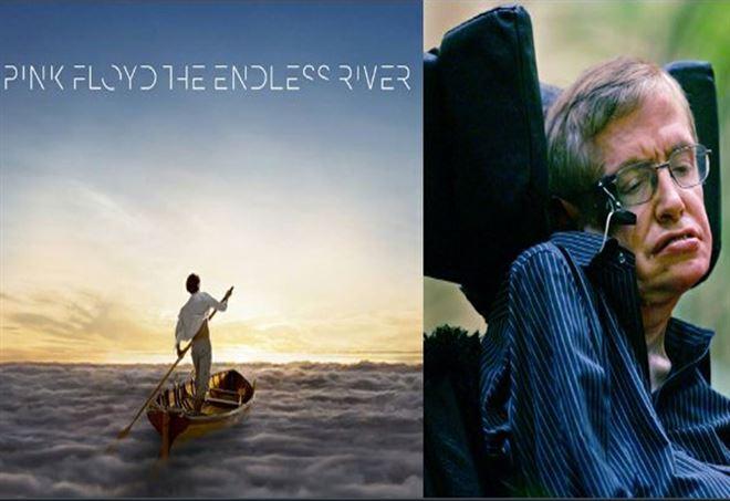 Stephen Hawking, la collaborazione con i Pink Floyd