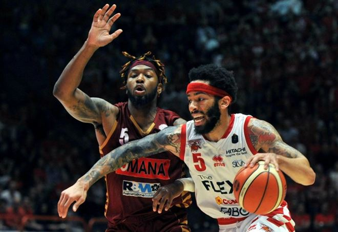 Playoff basket Lega A 2017: diretta Pistoia-Venezia, gara-4 (LAPRESSE)
