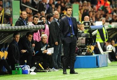 Andrea Stramaccioni, allenatore dell'Inter a 36 anni (Infophoto)
