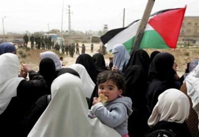 Bambini nella Striscia di Gaza