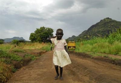 Foto dal Sud Sudan