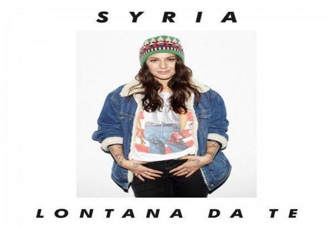 Syria con io, te, francesca e davide sul palco del Wind Summer Festival