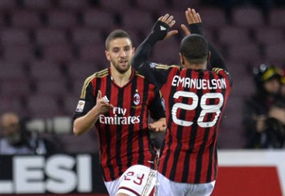 Adel Taarabt, 24 anni, trequartista marocchino (INFOPHOTO)