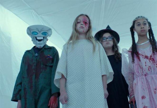 Tales of Halloween/ Curiosità sul film con Barry Bostwick su Rai 4 ...