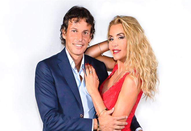 Valeria Marini e Patrick Baldassari (Temptation Island Vip)
