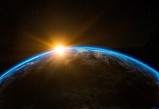 Terra (Immagine d'archivio)