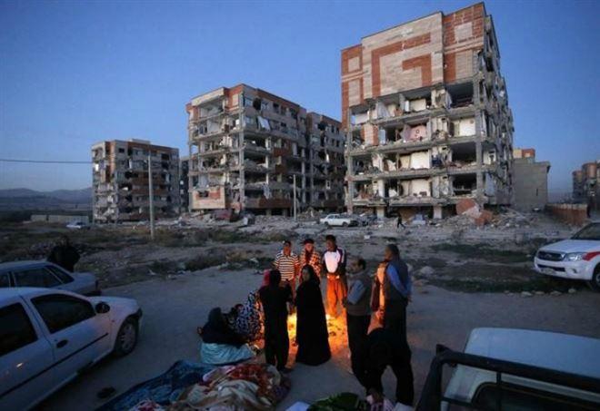 Iran, dopo il sisma