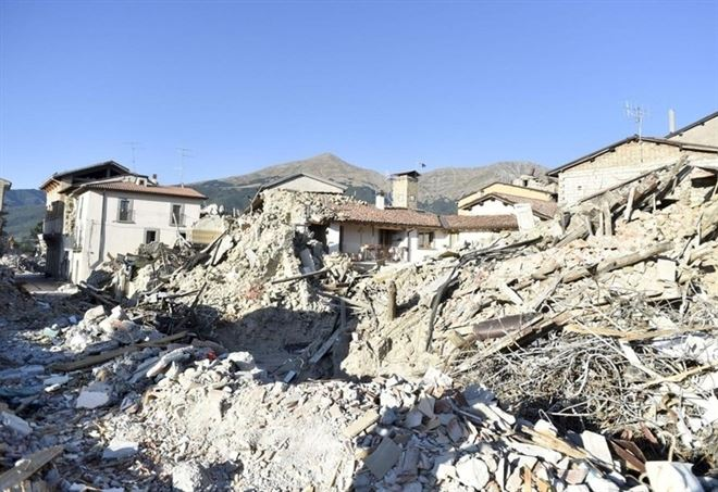 Terremoto oggi (Immagine di repertorio, LaPresse)