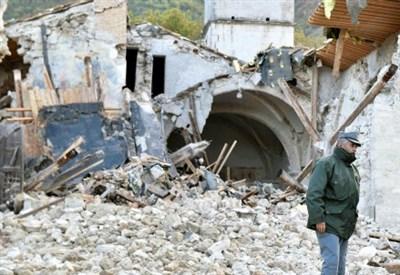 Terremoto Centro Italia (LaPresse)