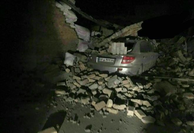 Fortissimo terremoto in Iraq (Foto: da Twitter)