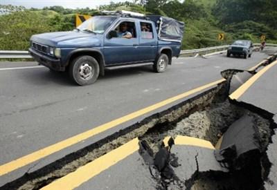 Terremoto Oggi (Foto: LaPresse)