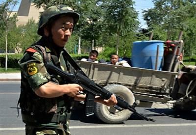 Soldato cinese