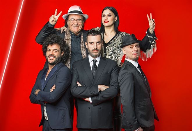 The Voice of Italy 2018