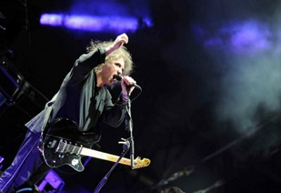 The Cure - Foto Infophoto
