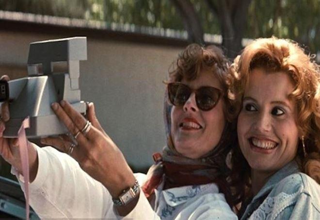 Thelma & Louise, Rai Movie