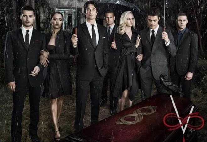 The Vampire Diaries 8, in prima Tv assoluta su Premium Action