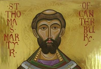 Thomas Becket (1118-1170) (Immagine dal web)