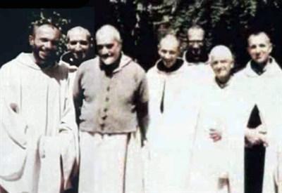 Alcuni dei monaci uccisi in Algeria nel 1996